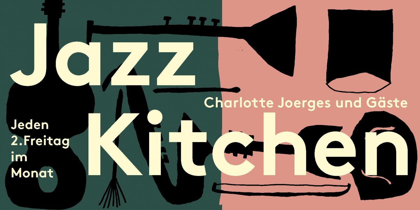 Jazz Kitchen Mastul - Charlotte Joerges, Isi Bass, Flo Müller
